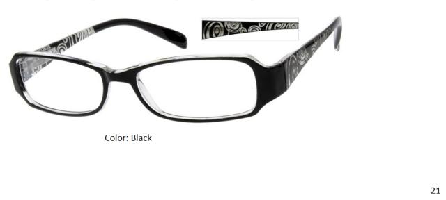 edda093a20ce ... Rim-Custom Reading Glasses-CE1632. View Images