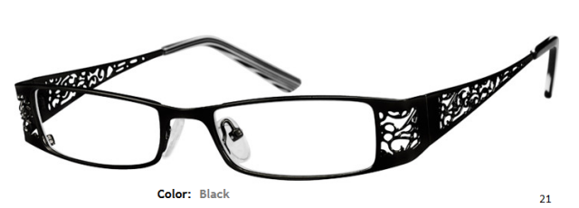 STAINLESS STEEL-RECTANGLE-Full Rim-Custom Reading Glasses
