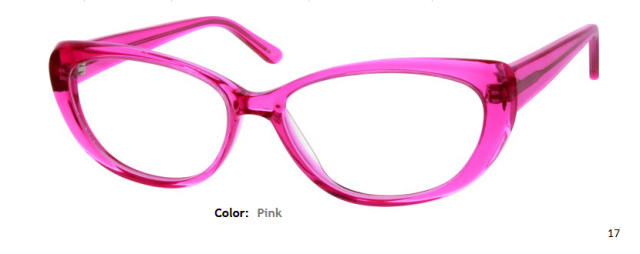 PLASTIC FRAME-CAT EYE-Full Rim-Custom Reading Glasses-CE6436