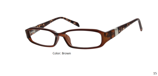 PLASTIC FRAME-RECTANGLE-Full Rim-Custom Reading Glasses-CE0162